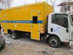 (АВМ) Аварийно–восстановительная машина (Isuzu) КВАВМ-КВ-10 (VALIDUS)