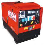 Дизельныйсварочный генератор 350А CT 350 KSX (MOSA)