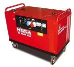 Бензиновый генератор 6,0 кВт GE 7500 HSX (MOSA)
