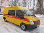 Аварийно – восстановительная машина для газовой службы (Ford Transit) АВМ-LWB-SD (VALIDUS)