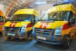 Аварийно – восстановительная машина для газовой службы (Ford Transit) АВМ-LWB-VD (VALIDUS)